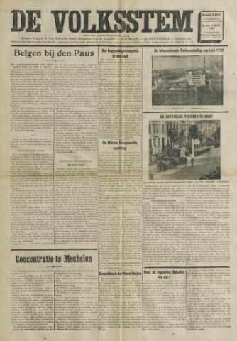 De Volksstem 1938-09-05