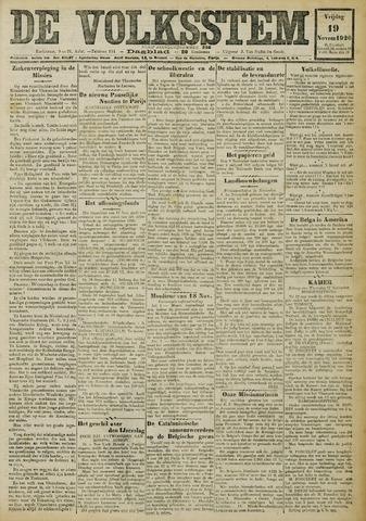 De Volksstem 1926-11-19