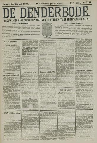 De Denderbode 1893-06-08