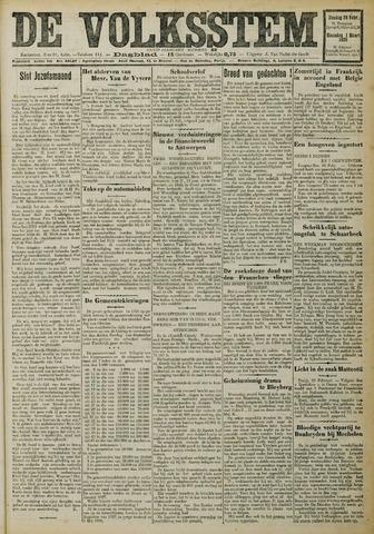 De Volksstem 1926-02-28