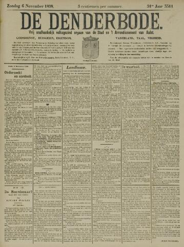 De Denderbode 1898-11-06