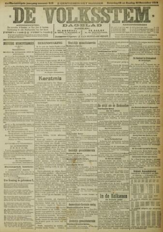 De Volksstem 1915-12-25