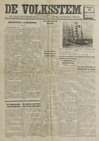 De Volksstem 1938-07-30