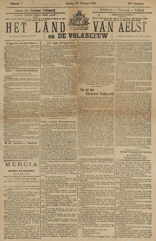 Het Land van Aelst 1910-02-13