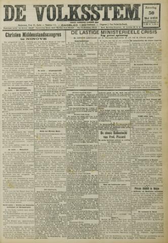 De Volksstem 1931-05-30