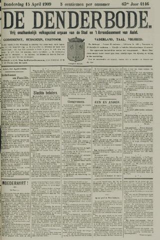 De Denderbode 1909-04-15