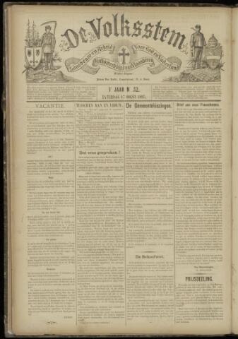 De Volksstem 1895-08-17