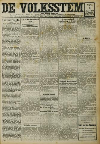 De Volksstem 1930-06-06