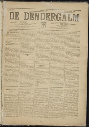 De Dendergalm 1890