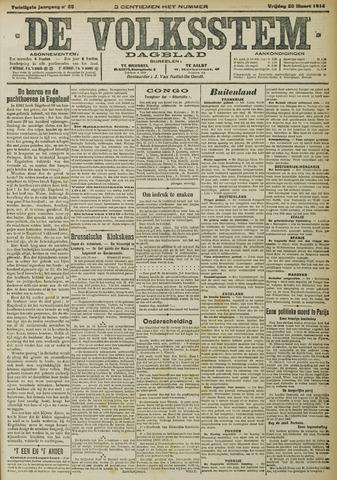 De Volksstem 1914-03-20
