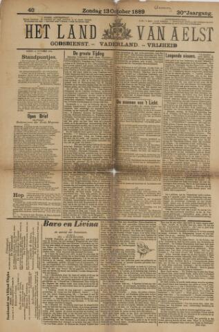 Het Land van Aelst 1889-10-13