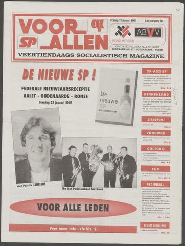 Voor Allen 2001