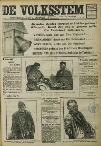 De Volksstem 1932-11-27