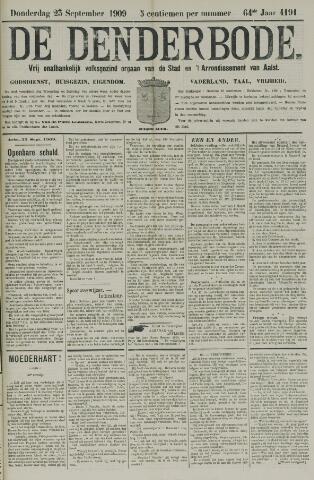 De Denderbode 1909-09-23