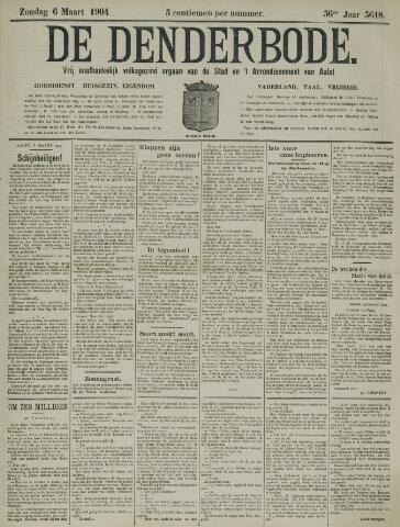De Denderbode 1904-03-06