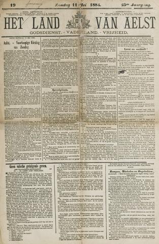Het Land van Aelst 1884-05-11