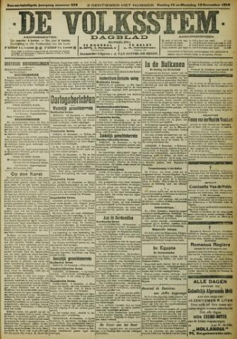 De Volksstem 1915-12-12