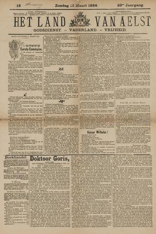 Het Land van Aelst 1888-03-18