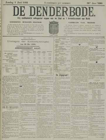 De Denderbode 1902-06-01