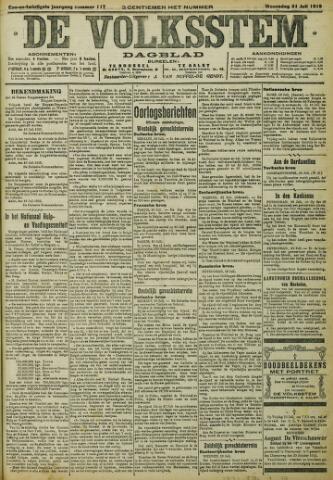 De Volksstem 1915-07-21