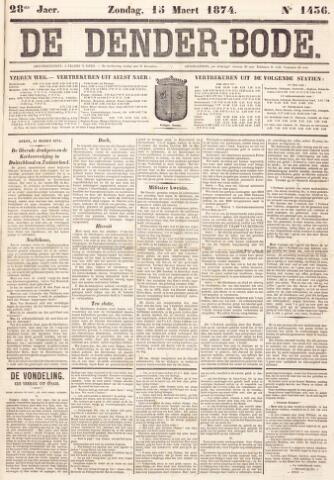 De Denderbode 1874-03-15