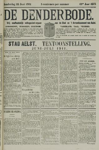 De Denderbode 1911-06-22
