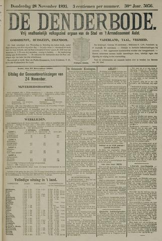 De Denderbode 1895-11-28