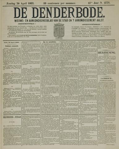 De Denderbode 1893-04-30