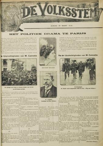 De Volksstem 1914-03-29