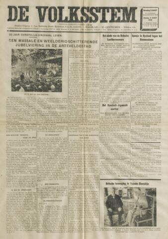 De Volksstem 1938-08-08