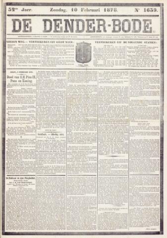De Denderbode 1878-02-10