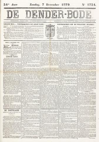 De Denderbode 1879-12-07