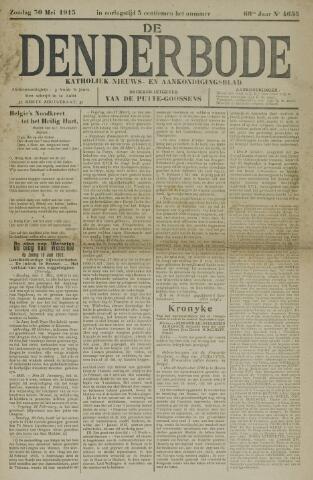 De Denderbode 1915-05-30