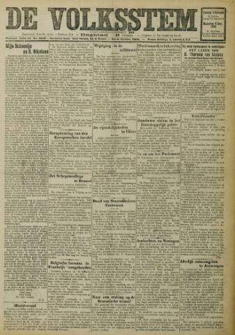 De Volksstem 1926-12-05