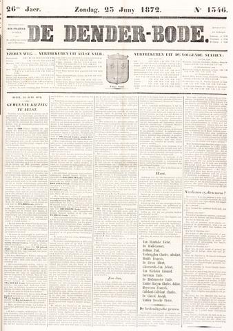 De Denderbode 1872-06-23