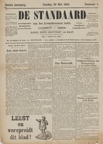 De Standaard 1894