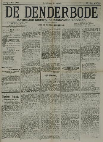 De Denderbode 1916-05-07