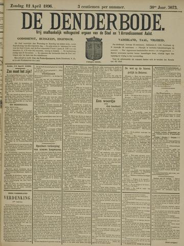 De Denderbode 1896-04-12
