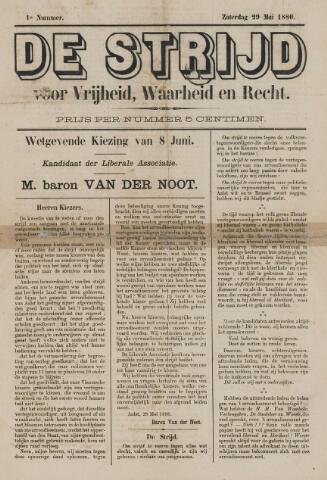 De Strijd 1886