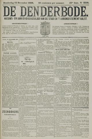 De Denderbode 1888-12-13