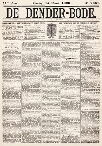 De Denderbode 1886-03-14
