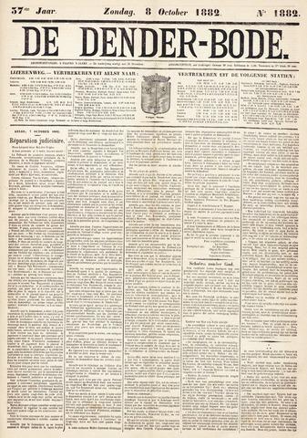De Denderbode 1882-10-08