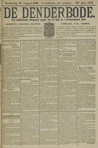 De Denderbode 1896-08-20