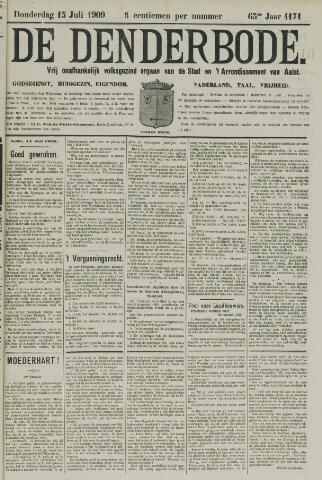 De Denderbode 1909-07-15