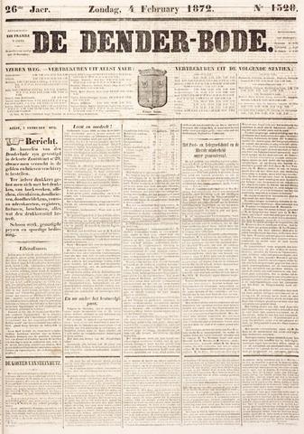 De Denderbode 1872-02-04