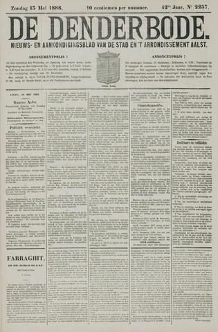 De Denderbode 1888-05-13