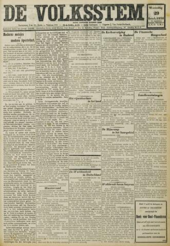 De Volksstem 1930-10-29