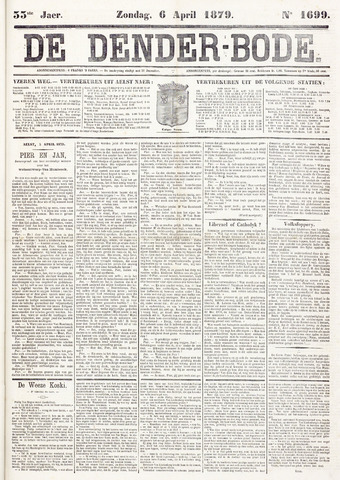 De Denderbode 1879-04-06