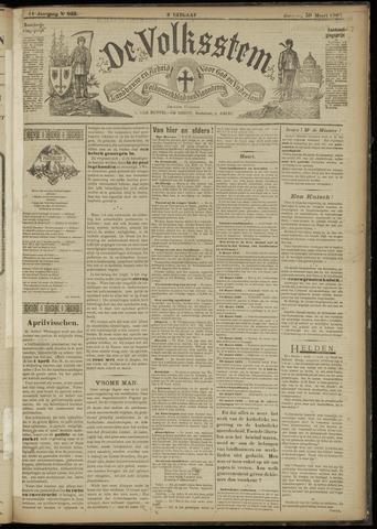 De Volksstem 1907-03-30
