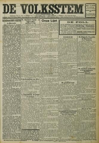 De Volksstem 1932-08-28